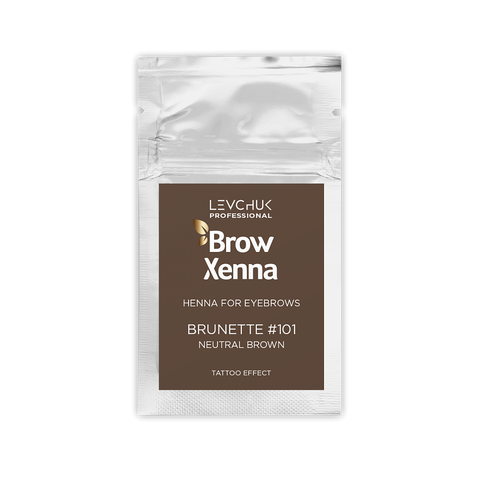 BROWN 1 - BH BROW HENNA Neutral Brown