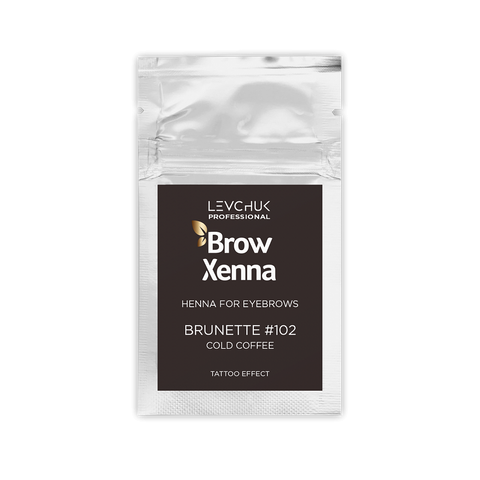 BROWN 2 - BH BROW HENNA Cold Coffee