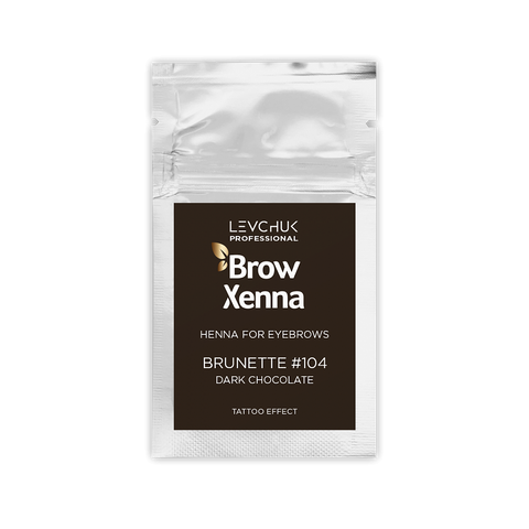 BROWN 4 - BH BROW HENNA Dark Chocolate