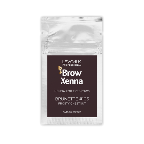 BROWN 5 - BH BROW HENNA Frosty Chestnut
