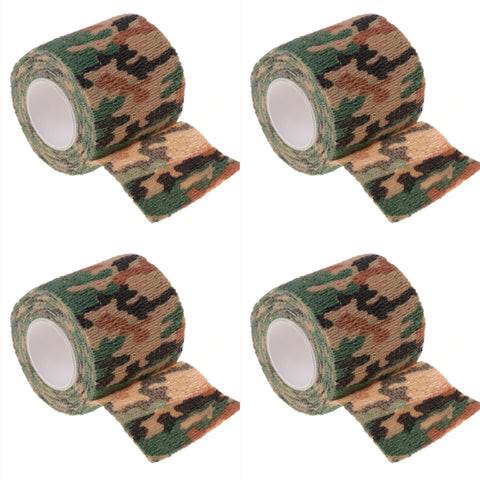 CAMO 4 Pack Hand Piece Wrap