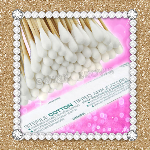 Cotton Tipped Swabs