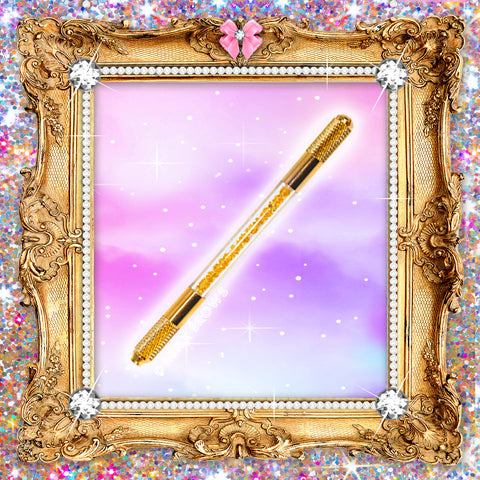 Royalty Collection GOLD Crushed Crystal Microblading Tool