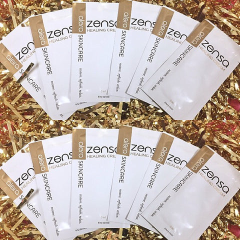Zensa Healing Cream Packets