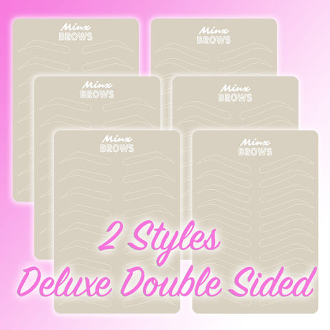 3 for $15! DOUBLE SIDED INKLESS Deluxe Practice Skins