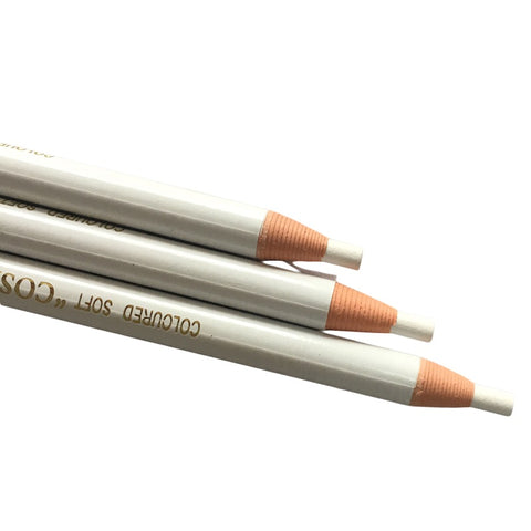 New WHITE Cosmetic Pencil