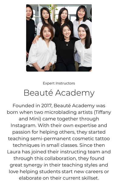 The Art & Science of Eyeliner Presented by Beauté Academy x Shay Danielle