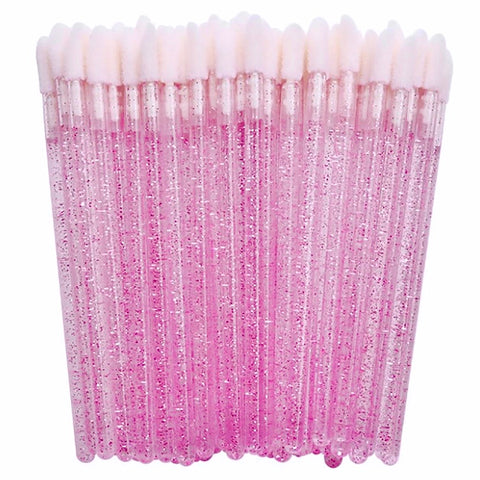 50% OFF PINK Glitter Doe Foot Applicator Wands