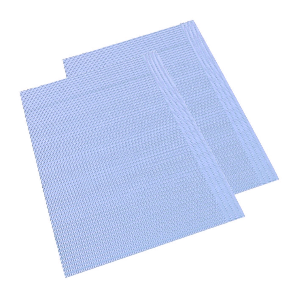 Blue Barrier Sheets