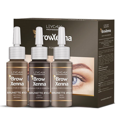 ✨CLEARANCE✨$50 OFF! BH BROW HENNA - BRUNETTES
