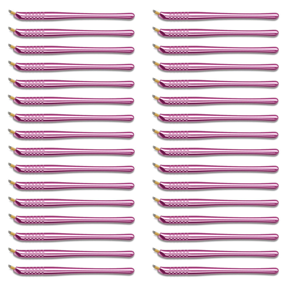 65% OFF! 32/$99 PINK Collection Disposable Microblading Tools 32 PIECE BULK PURCHASE