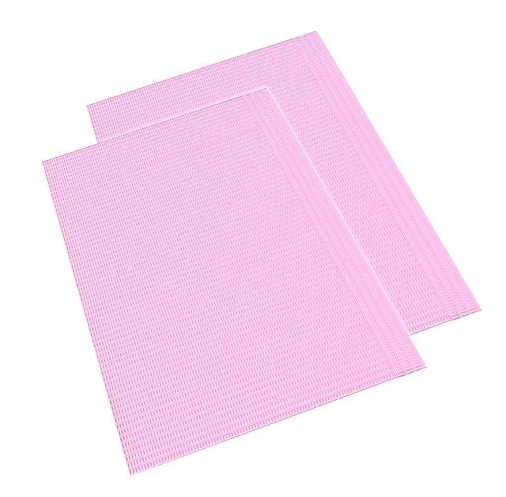 Pink Barrier Sheets