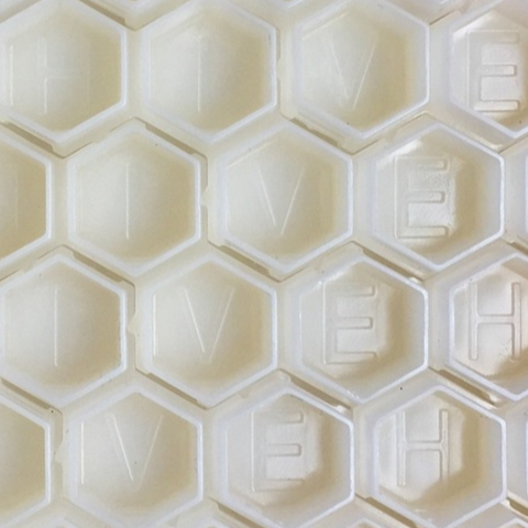 20% OFF Natural White Hive Caps®️