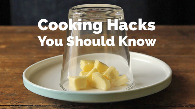 15 Cooking Tricks Revealed From Culinary Schools