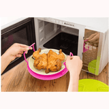 Multifunctional Microwave Stacking Tray