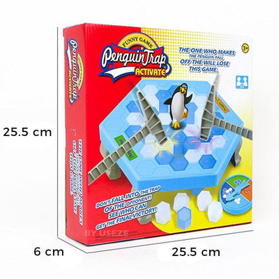 Penguin Trap Family Game