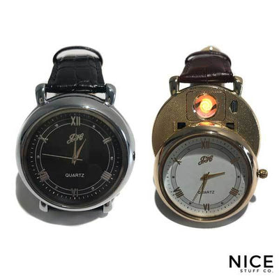James Henry™ USB Lighter Watch