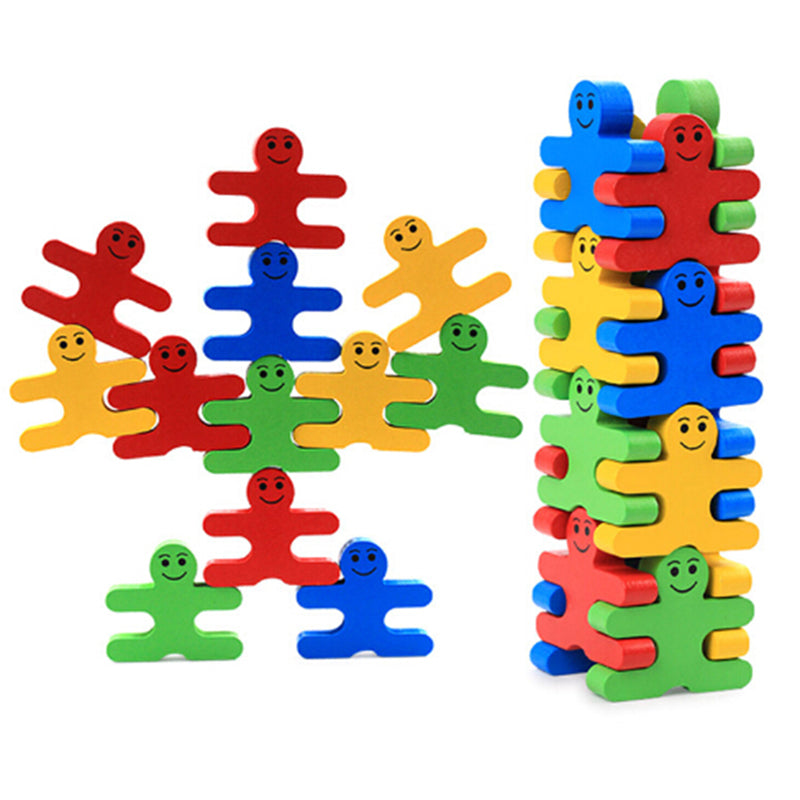 JuniorEinstein™ Wooden Balance Blocks