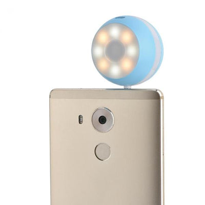 Phone Selfie Light Speaker