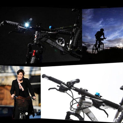 BikeTech™ Flashlight / Powerbank / Bluetooth Speaker