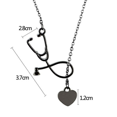 Stethoscope Necklace