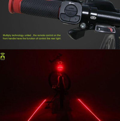 Smart Bike Tail Light
