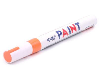 Permanent Tire Paint Pen