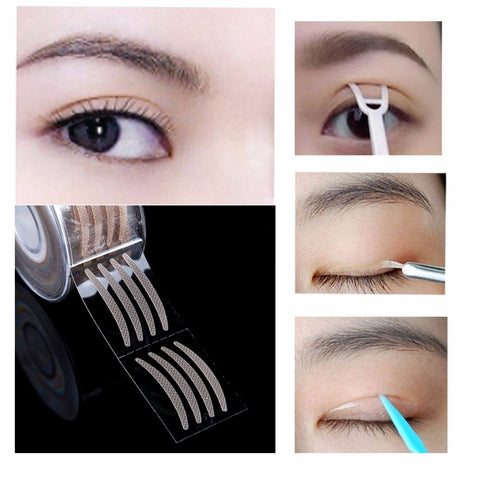 600 Pcs Breathable Invisible Eyelid Tape