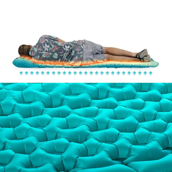 CampLite™ Outdoor Inflatable Airbed