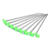 IllumiNailTent™ Glow in the Dark Tent Pegs