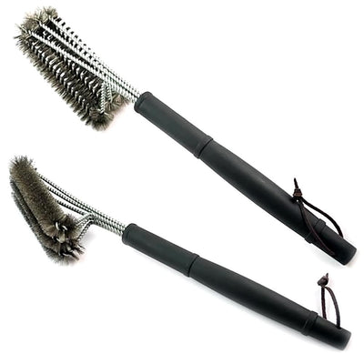 Revolutionary Grill Cleaning Brush