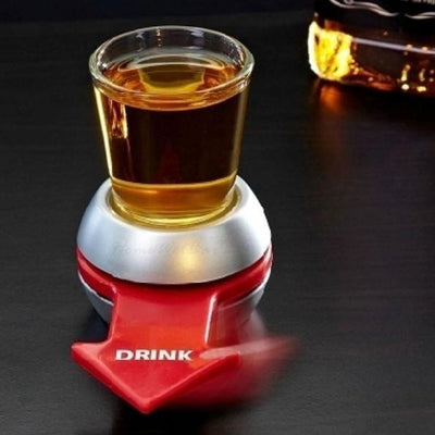 Spin The Shot Glass