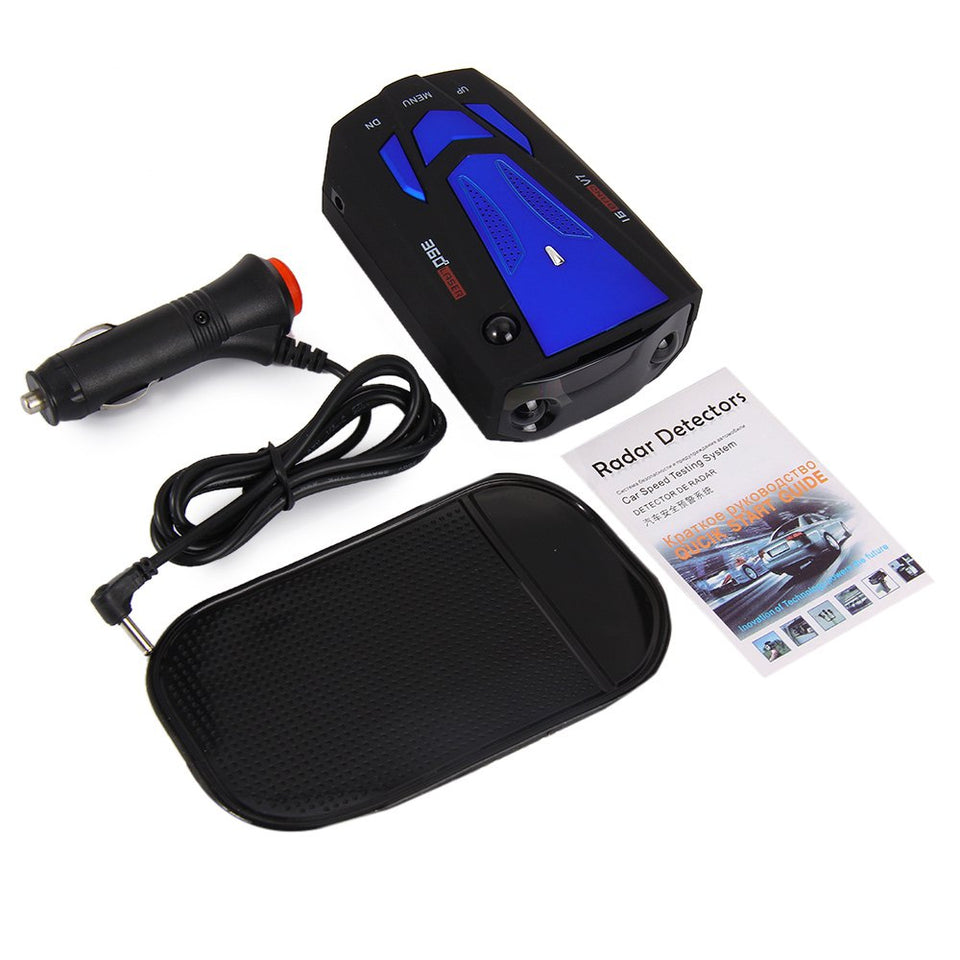 SpeedControl™ Radar Detector