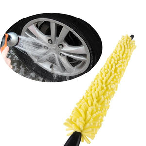 AutoTidy™ Car Wheel Cleaning Brush