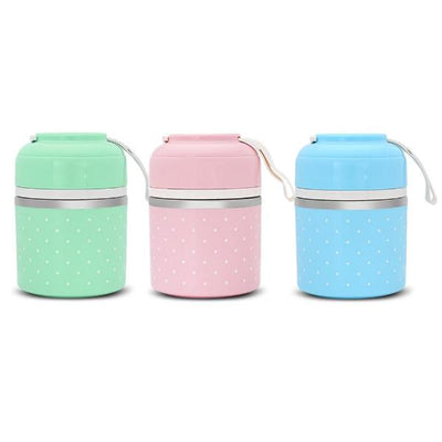 BentoStack™ Stackable Thermal Lunch Box