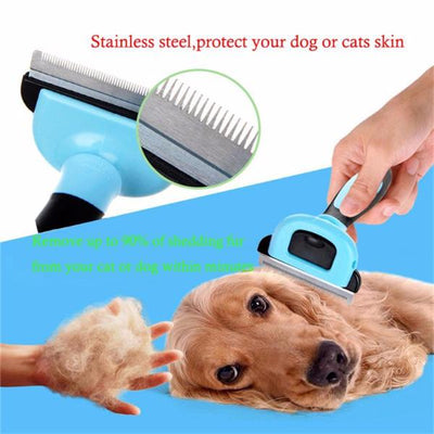 Pet Grooming Brush