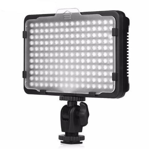 Dimmable External DSLR Light