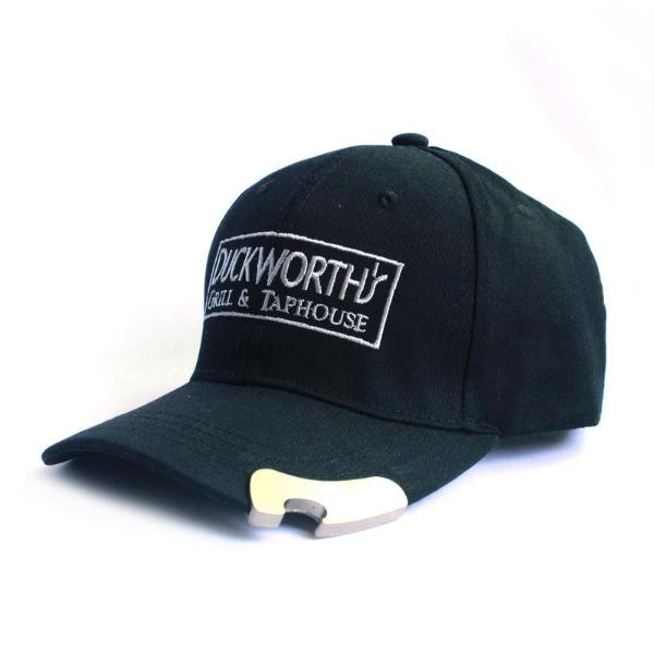 Bats 'n Botts™ Baseball Cap Bottle Opener