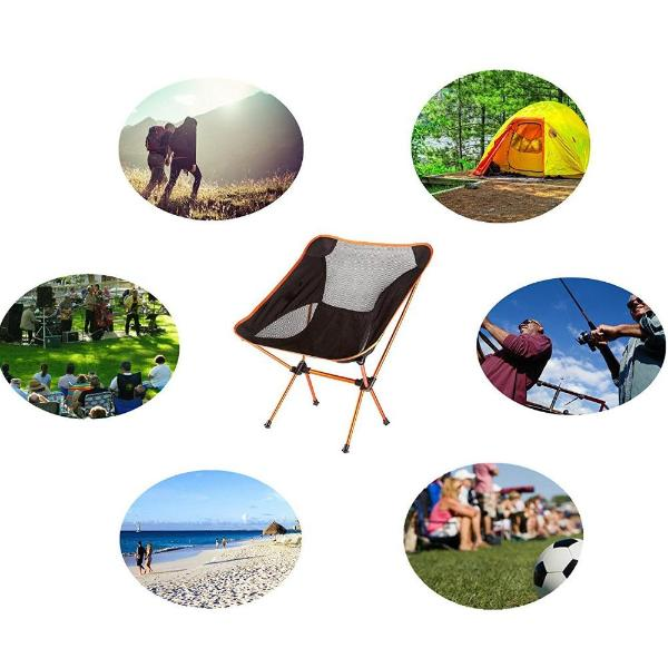 Breathable Camping Chair