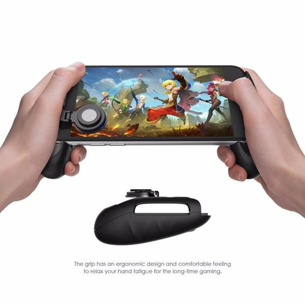 GameStomp™ Mobile Gamepad Grip