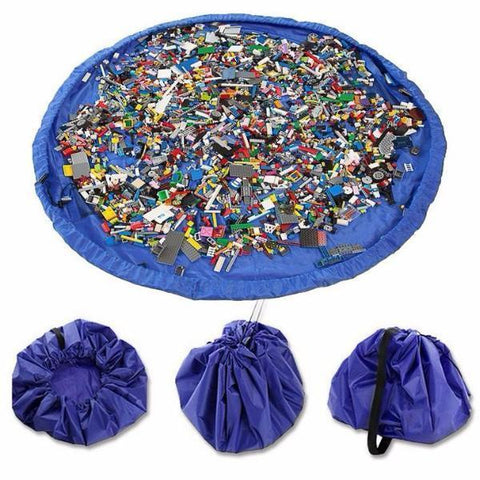 Toy Bag Play Mat