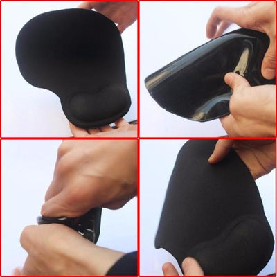 Wrist Support Gel Mouse Pad