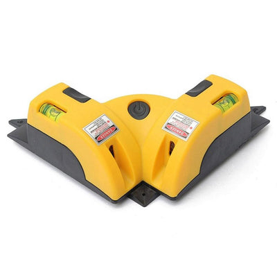 Right Angle Laser Projection Tool