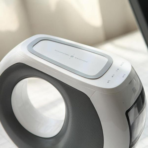 Wireless Charger Alarm Clock Speaker