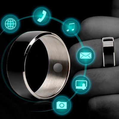 Titanium Smart Ring