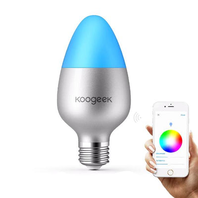 Dimmable Smart LED Light Bulb
