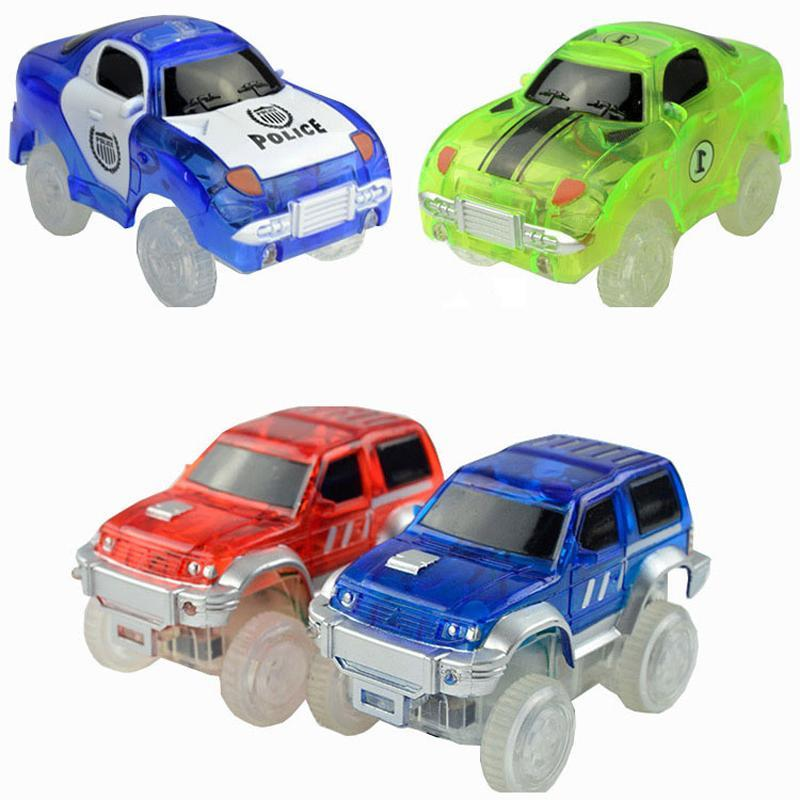 Hopper led light up cars for glow in the dark magic tracks nice led light up cars for glow in the dark magic tracks mozeypictures Image collections