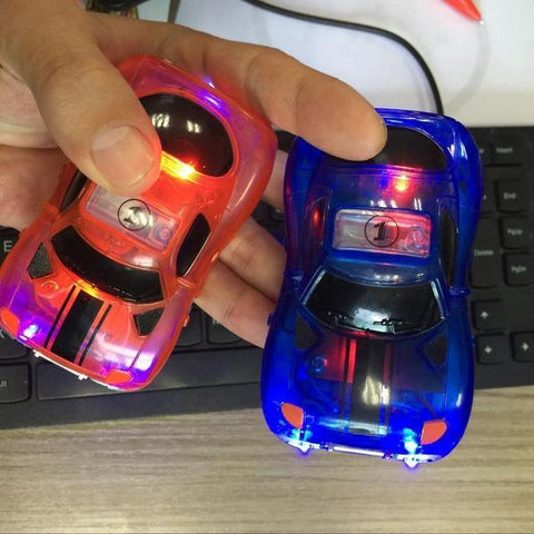 LED Light Up Cars (for Glow in the Dark Magic Tracks)