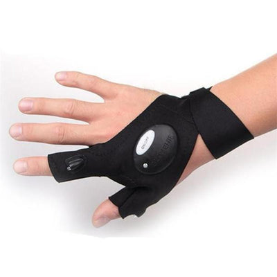 LED Rescue Finger Glove