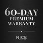 Nice Stuff Co. 60-Day Premium Warranty